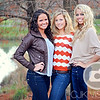 Lindsay, Shannon and Cassie Portraits : 